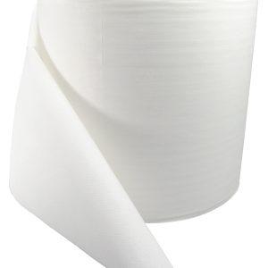 White Hand Towel Roll By NWA