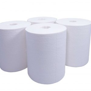 #03124 DRC Perforated Center Pull Rolls