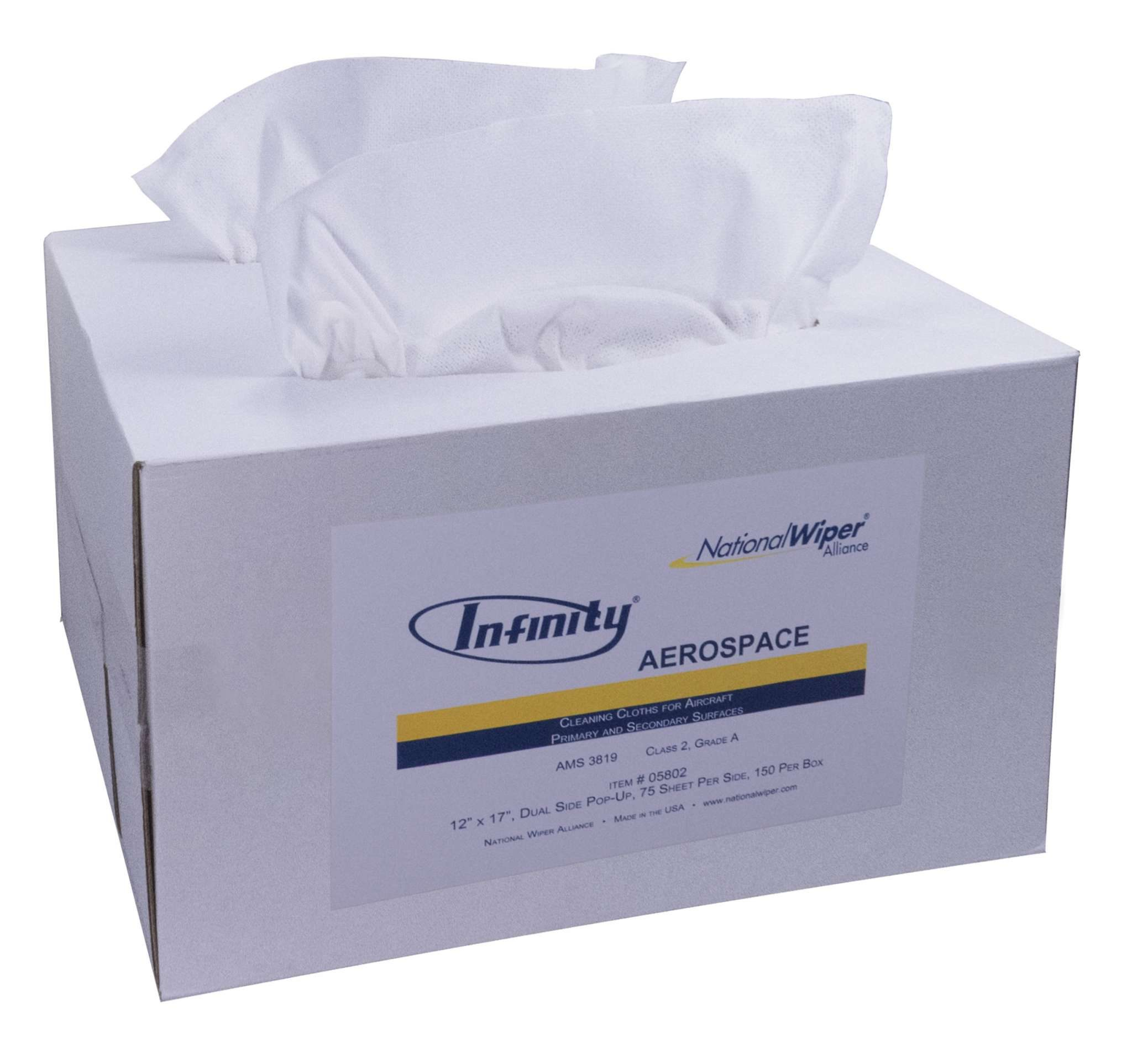 #05802 Infinity® Aerospace Inner Packaging