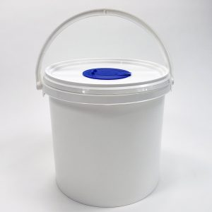 Infinity® Refillable Wiping System - plain bucket